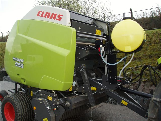 hay inoculant applicator for sale