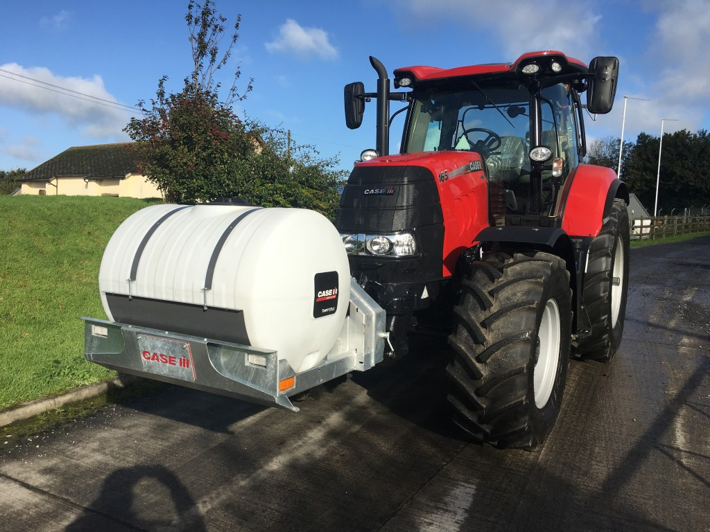Case IH Front Mounted Applicator